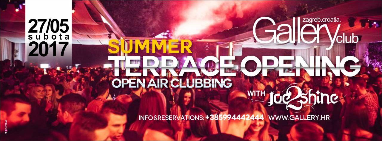 27/05/SUMMER OPENING TERRACE