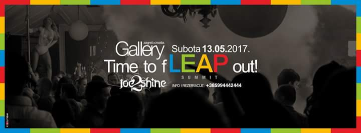 13/05/2017/Time to fLEAP out!/Gallery club