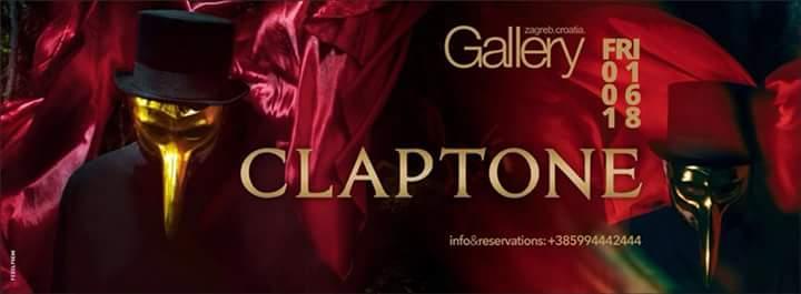 01/06/2018 CLAPTONE @GALLERY CLUB
