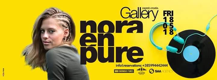 18/05/ NORU EN PURE @ GALLERY CLUB