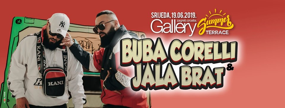 19/06/2019  Buba Corelli & Jala Brat